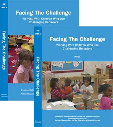 Facing the Challenge (DVDs) - Item #1016 Image