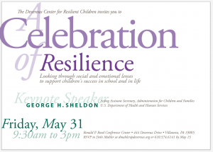 Celebration of Resilience Invite - FRONT