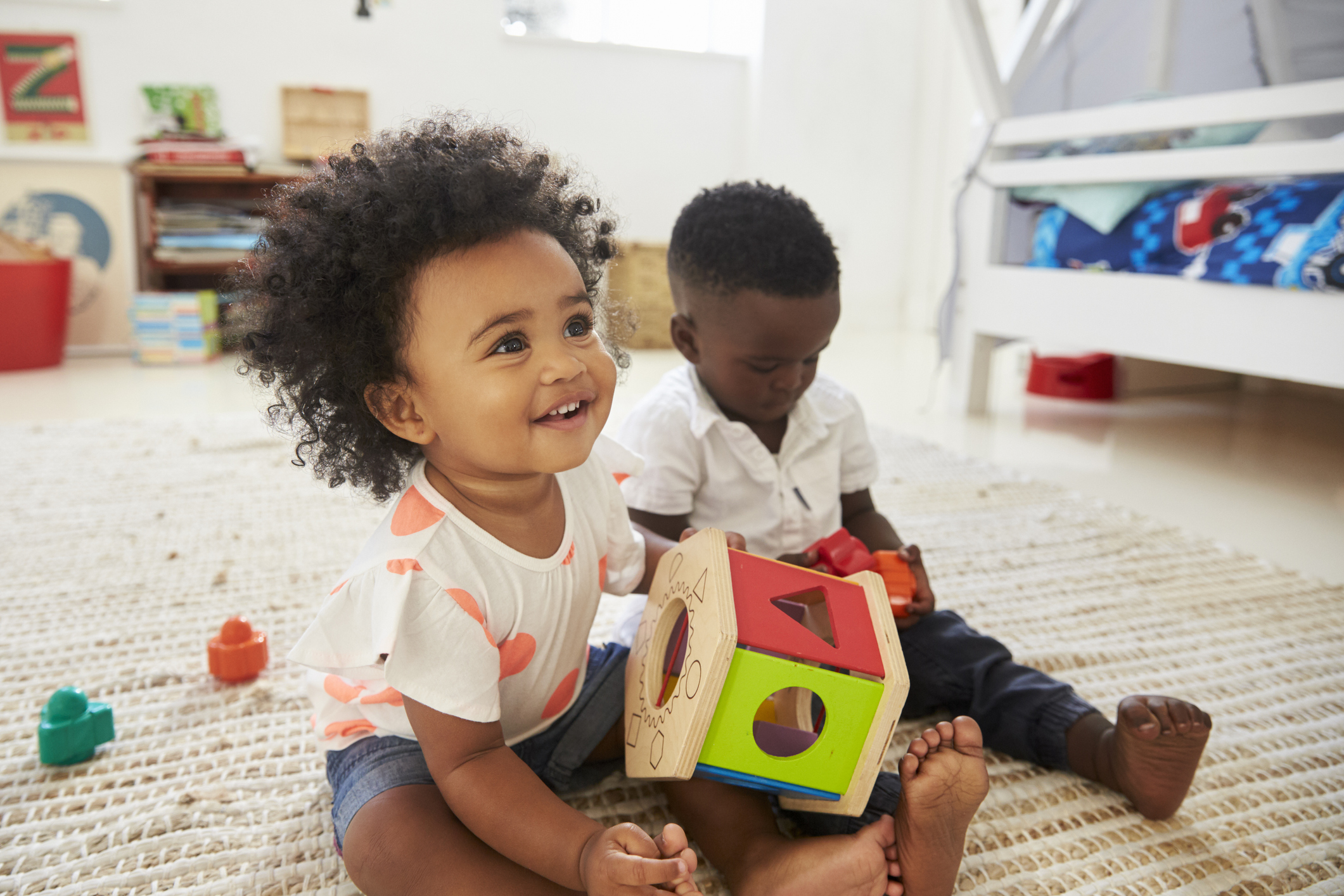 Professional Development: Promoting Resilience in Infants & Toddlers