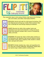 flip it resources to transform challening behavior in children