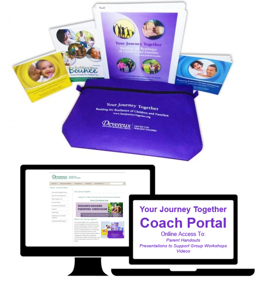 Your Journey Together: Resilience-Building Parenting Curriculum - Item #1021 Image